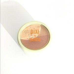 Pixi By Petra Beauty Blush Duo In Peach Honey, New